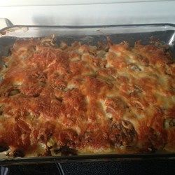 ... Casserole recipes, Chicken enchilada casserole and Squash casserole