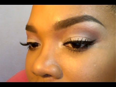 Comment tracer ses sourcils façon Kim Kardashian (Eyebrows) - YouTube