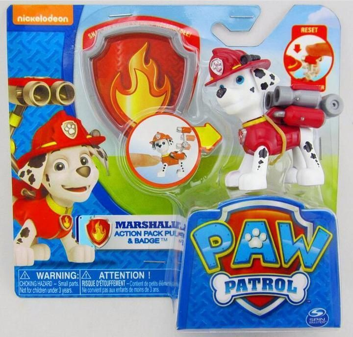 Paw Patrol Deformation Dog Action Figure Pack Pup Shield Kids Gift Toy Doll A01  | eBay