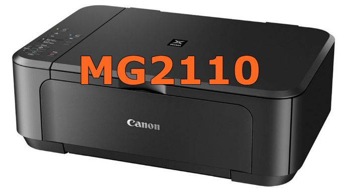 Canon PIXMA MG2110 Driver Download, Setup, Support