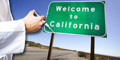 Αντιγραφάκιας: ΝΕΑ ΤΑΞΗ ΠΡΑΓΜΑΤΩΝ! Η πολιτεία της Καλιφόρνια πέρα...