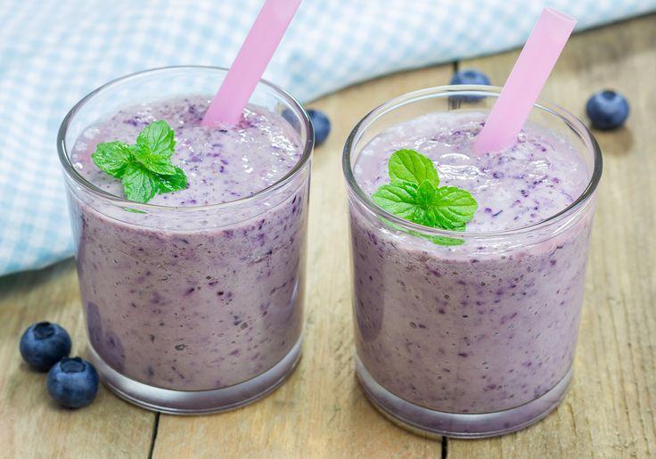 Receita de smoothie antioxidante