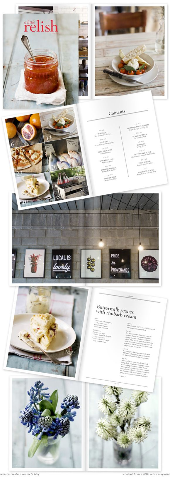 New e-magazine called A Little Relish - beautiful photography, fun recipes, and other stuff