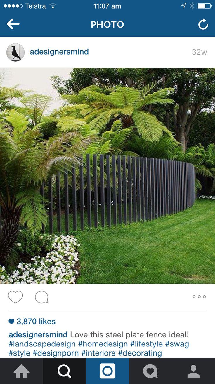 Home grill design bilder  best płot images on pinterest  garden fencing fence and privacy