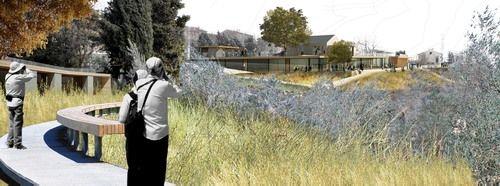 QB atelier, INOUT architettura — Riqualificazione Urbanistica e Paesaggistica fascia periurbana ad ovest delle mura. San Gimignano