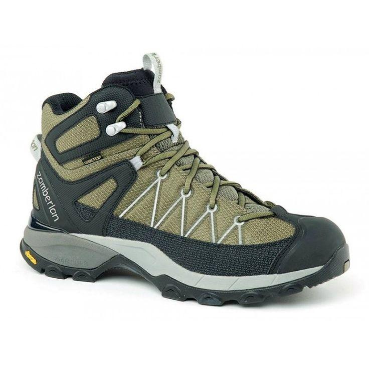 Image of Zamberlan 230 Crosser Plus GTX RR Walking Boots - Olive