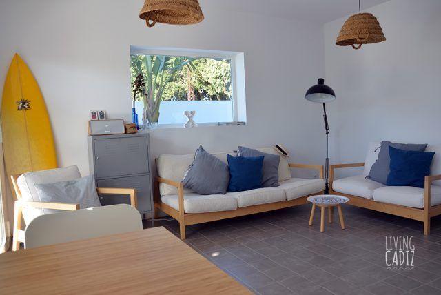 Casa Zuria 2 Alquiler Casas De Vacaciones En Conil Roche El Palmar Turismo Activo En La Costa Decoracion De Interiores Decoraciones De Casa Casa Circular