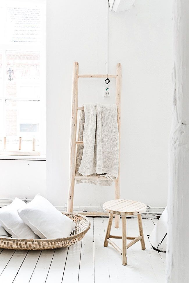 10x Wooden ladders for your home