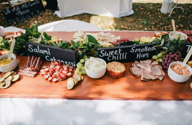 Our delightful spread at a recent wedding, cheese, meats , fruit and nuts. perfect for any occasion