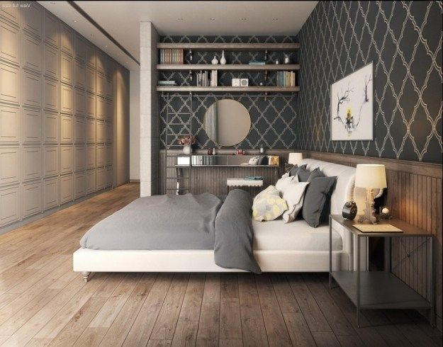 Best 25 Childrens Bedroom Wallpaper Ideas On Pinterest Kids With Additional Black And White Bedroom Wall Designs New Bedroom Design Childrens Bedroom Wallpaper