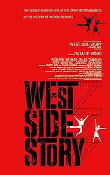 West Side Story (1961).  I would like to see this.  West Side Story was my mom's favorite movies and I would love to see it live!!