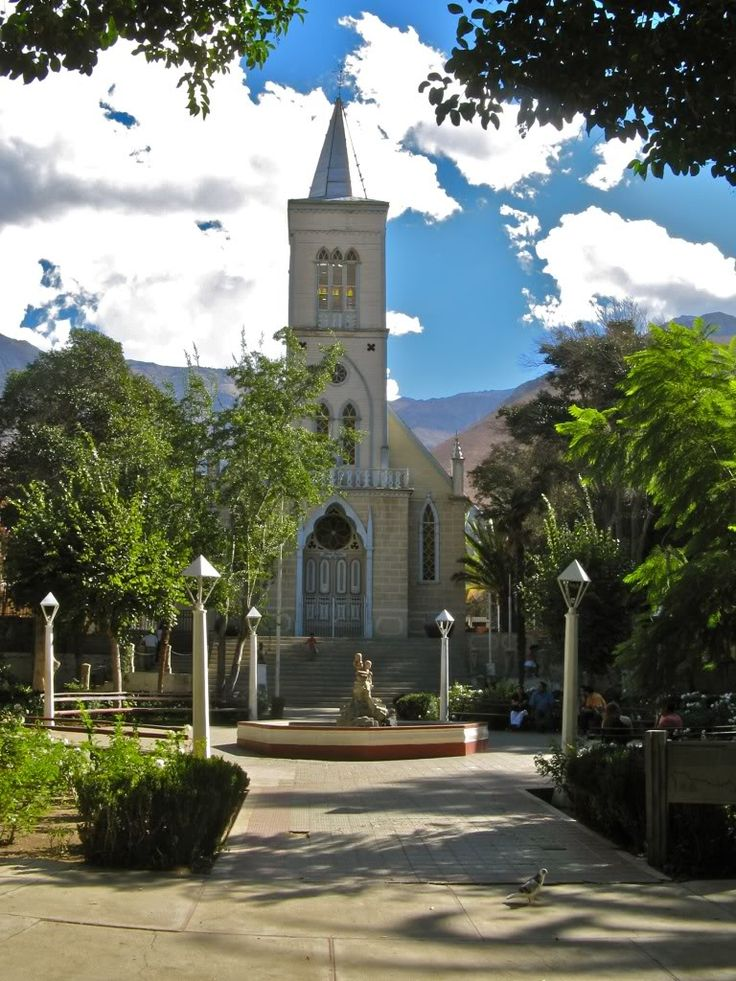 Pisco Elqui, Coquimbo Region, Chile.