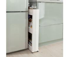 17 migliori idee su cucina salvaspazio su pinterest risparmio di spazio piccolo ripostiglio e - Carrello bagno ikea ...