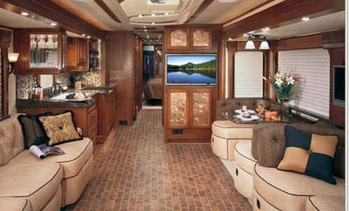 17 Best Images About Camping On Pinterest Buses Luxury Rv And Nascar