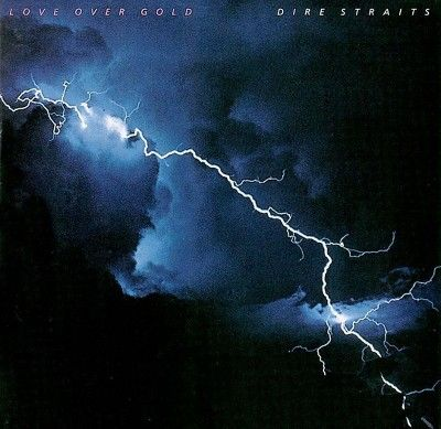 Dire Straits - Love Over Gold (CD)