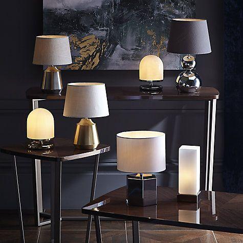 Buy John Lewis Arthur Touch Table Lamp Online at johnlewis.com