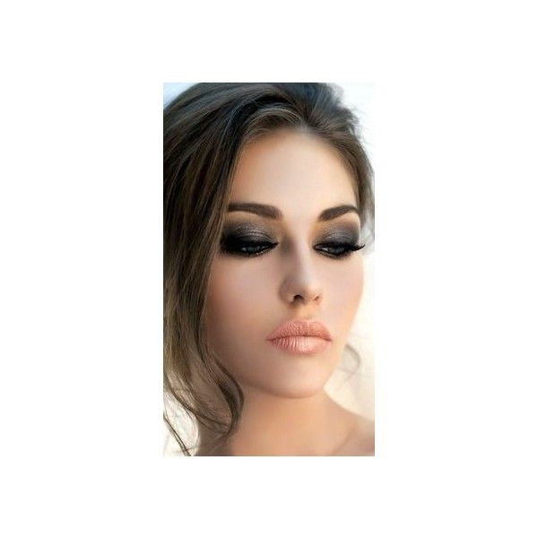 13 Fashionable Makeup Ideas and Tutorials with Nude Lips ❤ liked on Polyvore featuring beauty products, makeup, lip makeup, eyes, faces, nude cosmetics, lip cosmetics and lips makeup