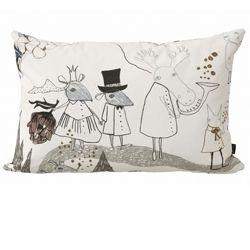 Danish Pillow - Mountain Friends