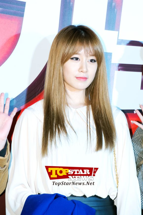 "Jiyeon (T-ara) at ""Marrying the Mafia 5 – Return of the Family"" VIP Premiere"