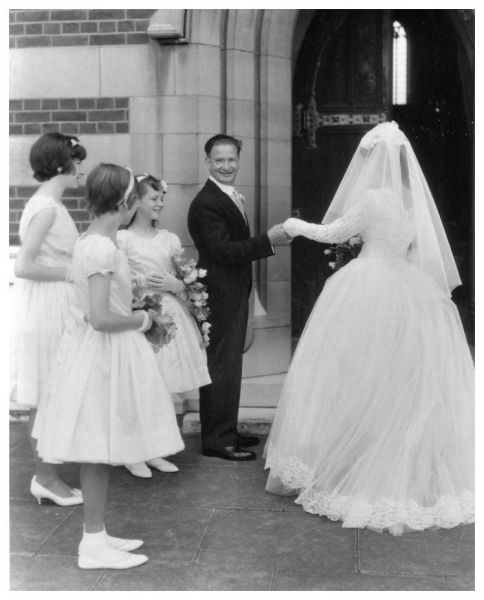 156 Best 1960's Weddings Images On Pinterest