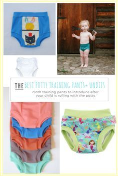 The Best Potty Training Pants and Organic Cotton Undies | cloth training diapers | transitioning from diapers to undies | toddler underwear