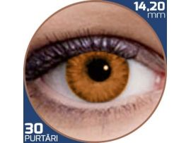 Air Optix Colors Honey | lentile de contact colorate caprui lunare - 30 purtari (2 lentile/cutie)