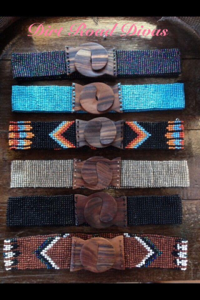 Aztec Beaded Belts Back In-Stock!