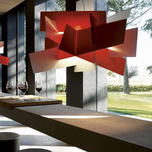 Large version of Foscarini Big Bang pendant #light #design