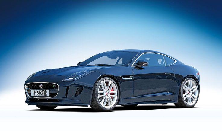 Jaguar F Typ R H&R Springs
