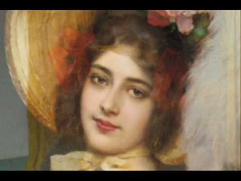 500 Years of Female Portraits in Western Art - YouTube