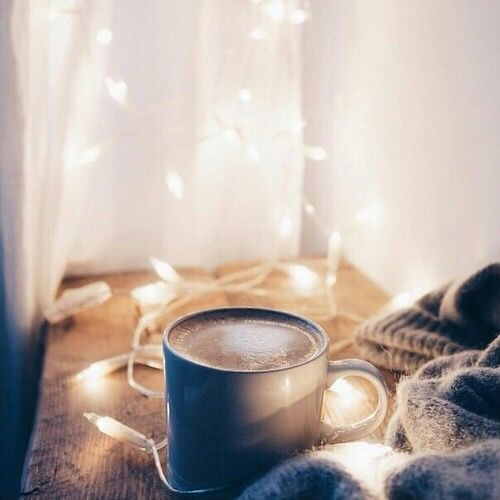 Cosy coffee break