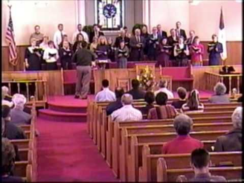 """What a Day That Will Be"" - Mount Carmel Baptist Church Choir, Fort Payne Alabama March 2003"