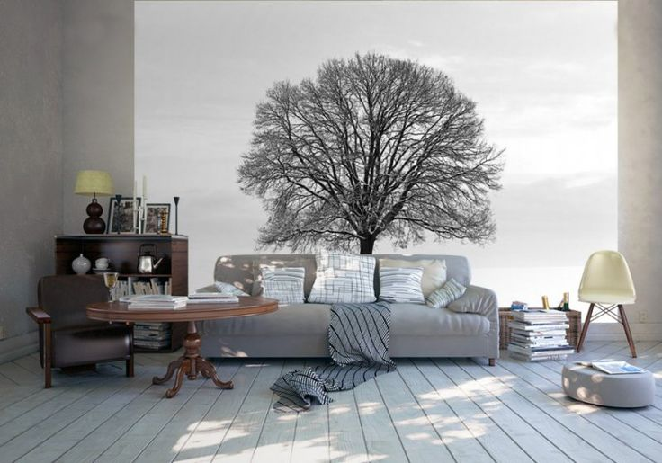 Fototapeta Samotne Drzewo