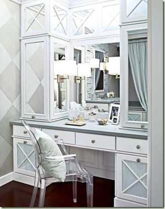 61 best make-up vanities images on Pinterest   Make up, Home and ...