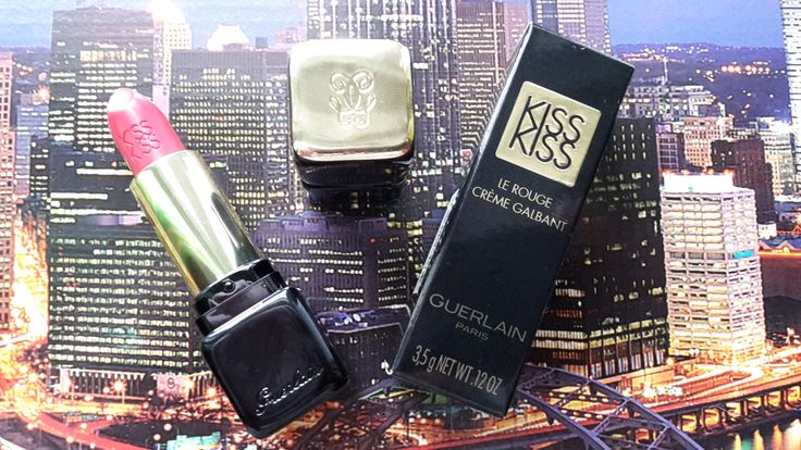 Rúž Guerlain Kiss Kiss Shaping Cream Lip Colour