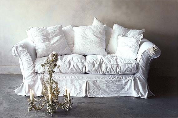Shabby Chic Slipcovers for Couches Image 297