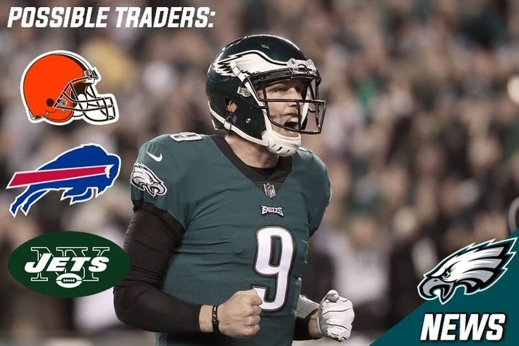 The Eagles received an offer from an AFC team including a 2nd pick for QB Nick Foles. My best guess is the Bills they are holding 2 second round choices and we have done a lot of trades with them in the past. They are in desperate need of a QB. ___________________________________________ #philadelphiaeagles #eagles #philly #phillysports #flyeaglesfly #game #eaglesnation #nfl #football #eagles #win #gameday #carsonwentz #goat #wentzwagon #birdgang #eagles4life #green #NFCeast #ballgame #NFC…