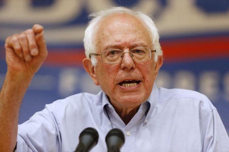Sanders: 'It is too late for establishment politics'