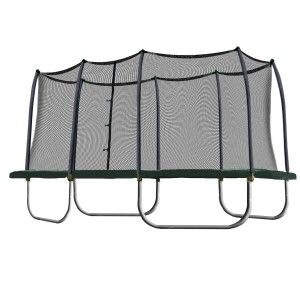 6. Skywalker Trampolines Rectangle Trampoline and Enclosure