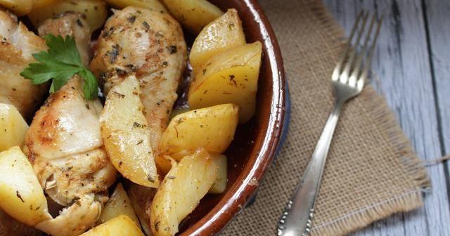 11 recetas fáciles de pollo