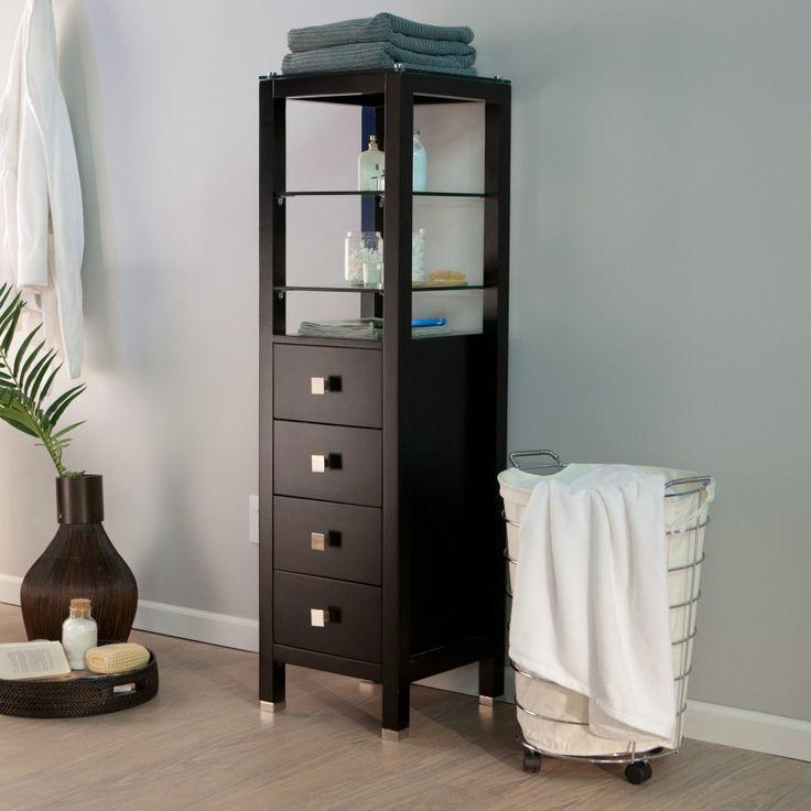 bathroom wall cabinets white target. modern black corner linen