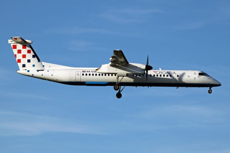 Bucuresti – Zagreb cu Croatia Airlines (orarul zborurilor)