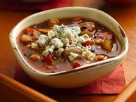 Slow Cooker Three-Bean Chili recipe from Betty Crocker