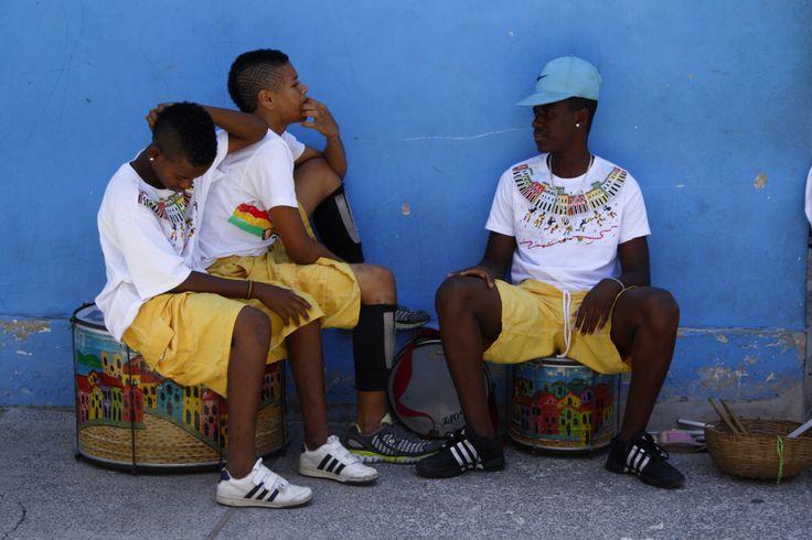 Banda Olodum, Salvador da Bahia, Brasil