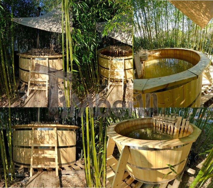Comme promis voici les photos du bain installé. Nous sommes très satisfaits Donnez nous votre facebook que nous mettions un avis très très favorable