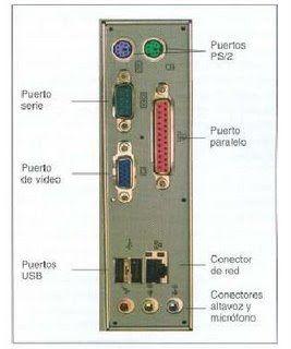 Conectores y buses - PCPI Informatica