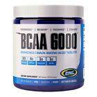 BCAA 6000 180 tabs - Gaspari Nutrition - Aminoácidos Ramificados, Construye M...
