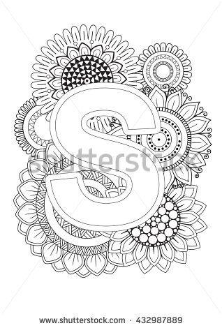 Mejores 101 imágenes de Alfabeto para colorir en Pinterest | Libros ...