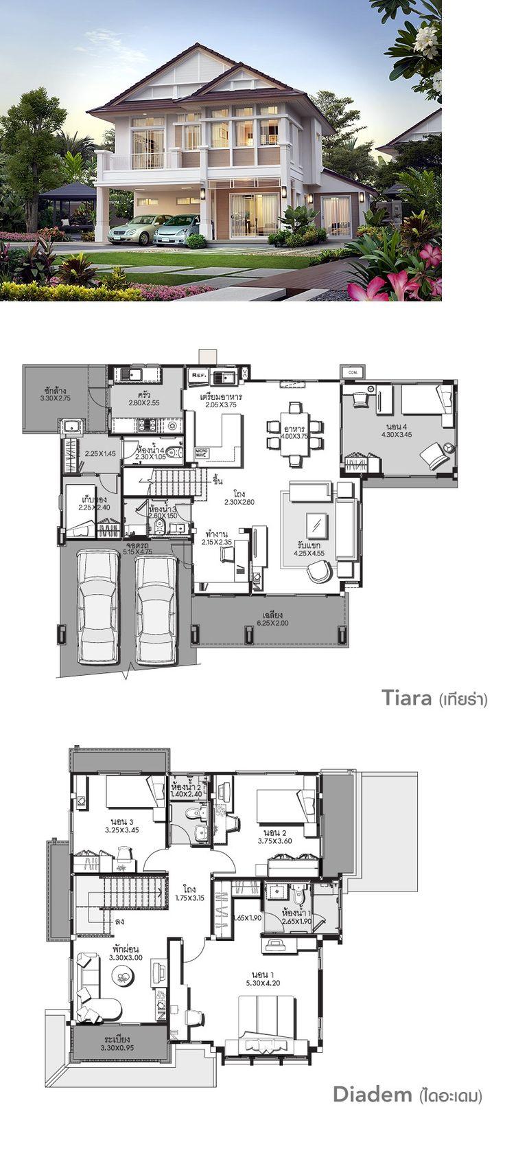 Oltre 25 fantastiche idee su planimetrie di case su for Piani portici anteriori