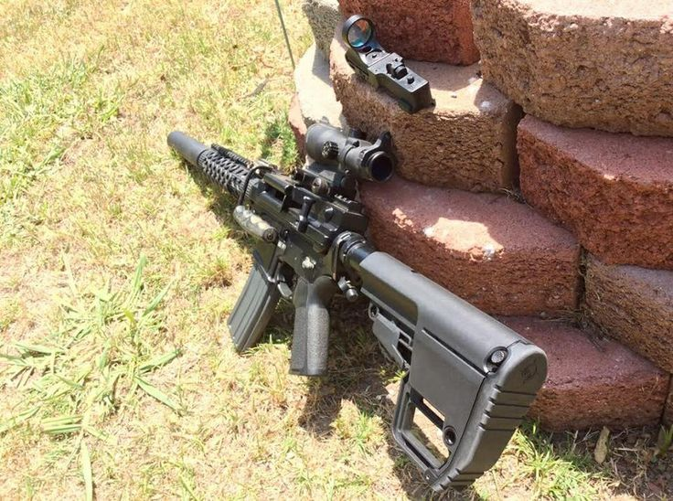 Bad Ass Rifle 42